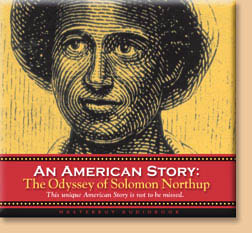 Solomon Northup cd cover
